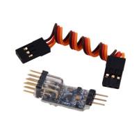 4-x канальный декодер для перевода сигнала SBUS/PPM в PWM
